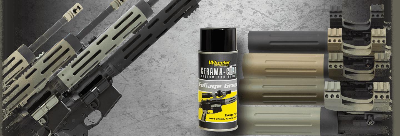 Cerama-Coat™, Black - Wheeler Cerama coat slider transparent