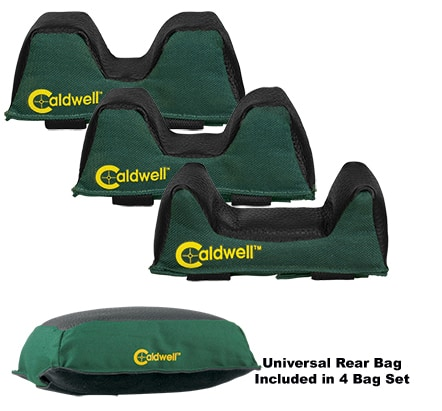 Universal Front Rest Bag 4 Sizes - collage w rearbag large