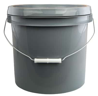Platinum Series Rotary Tumbler 220 volt - walnut and corncob media 3 1hlf gal bucket large