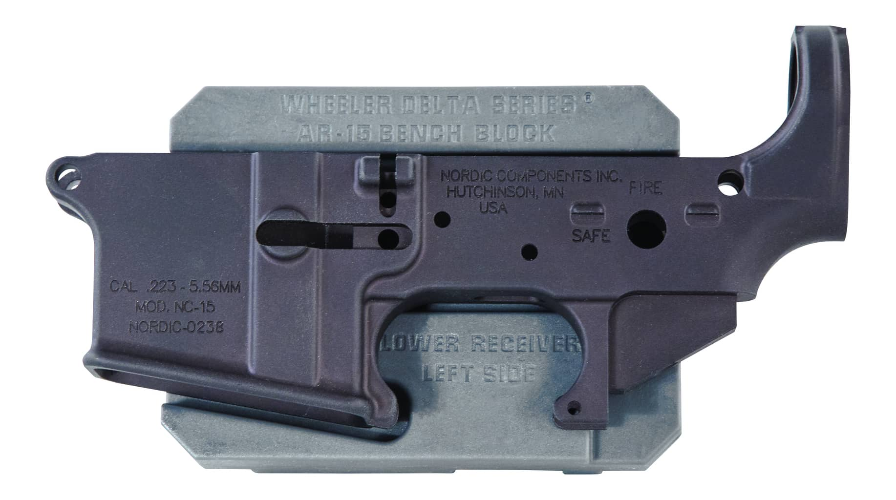 AR Armorer's Bench Block - 156945 Lower