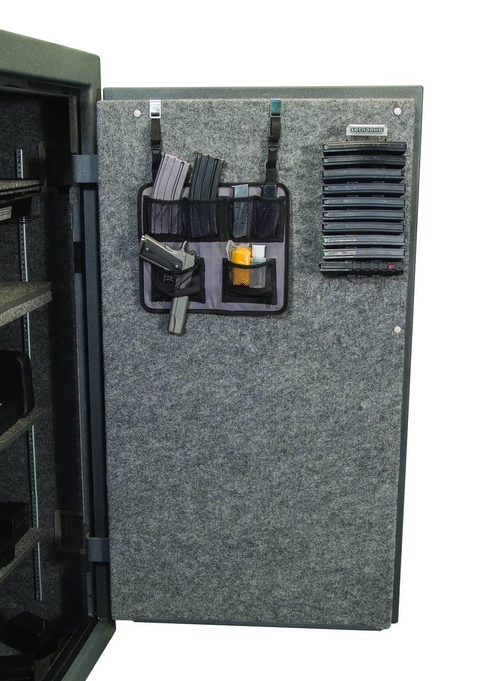 Universal Vault Door Organizers - 222316 Medium vault hanger on vault
