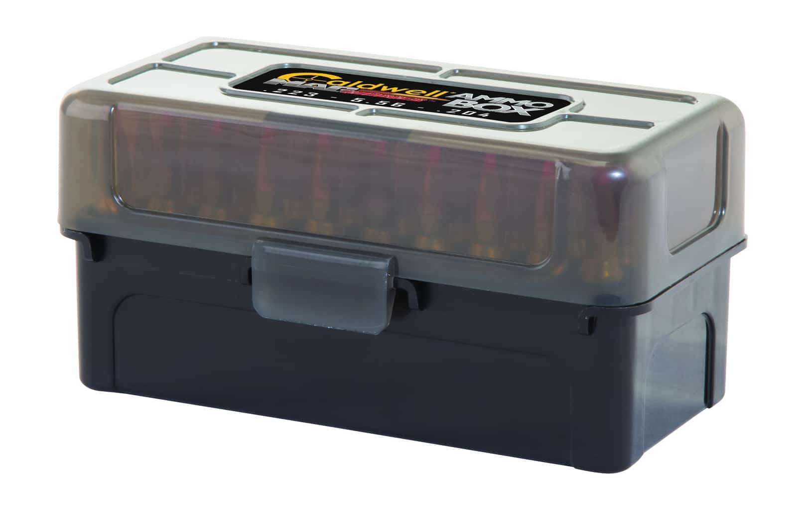 Caldwell® AK Mag Charger™ Ammo Box-7.62x39 (5 Pack) - 397623 Closed