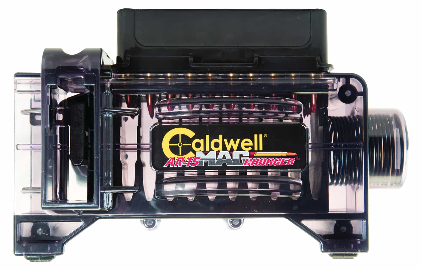 Caldwell® AK Mag Charger™ Ammo Box-7.62x39 (5 Pack) - 397623 Loading Charger