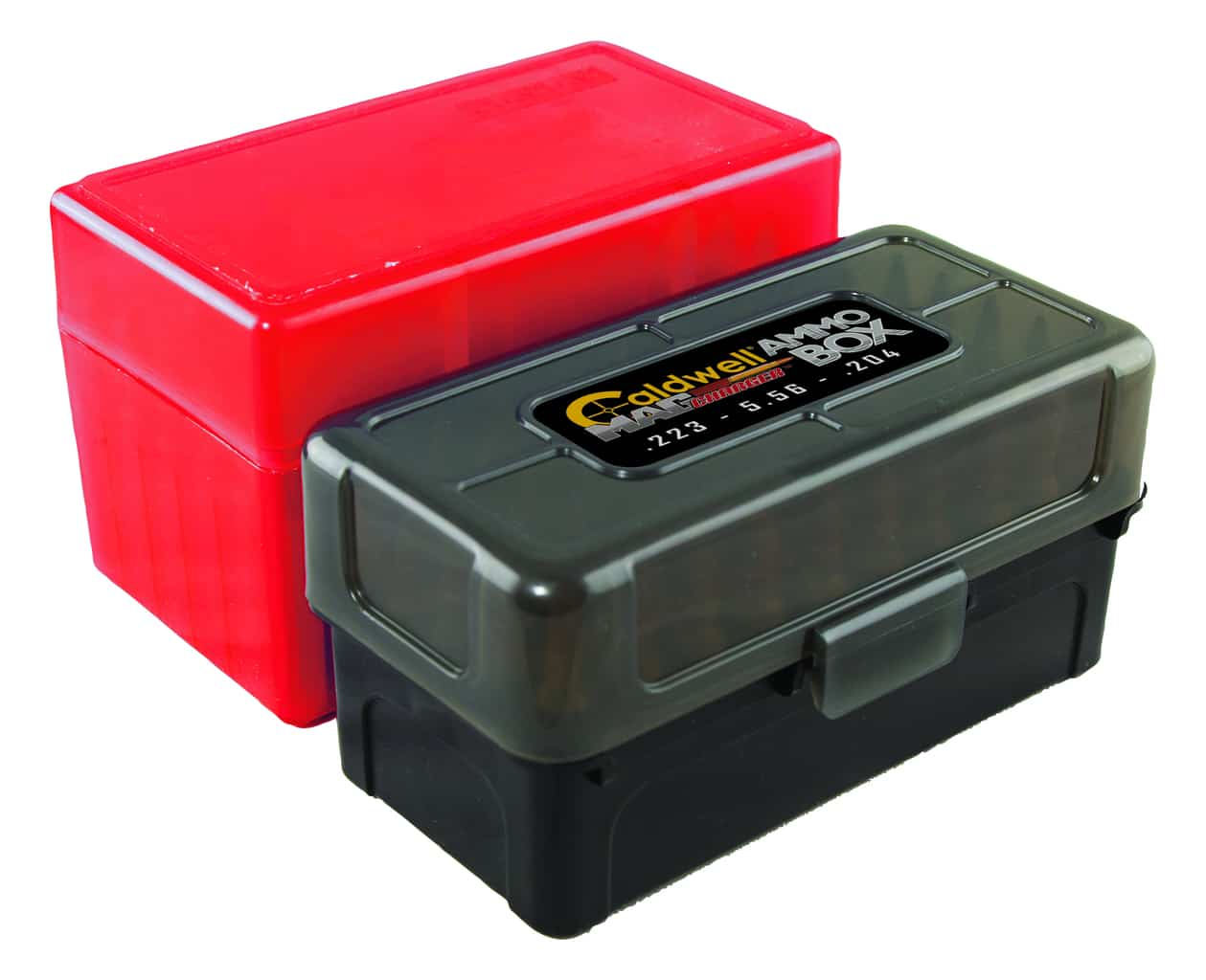Caldwell® AK Mag Charger™ Ammo Box-7.62x39 (5 Pack) - 397623 Mag Charger Ammo Box 223 vs Old