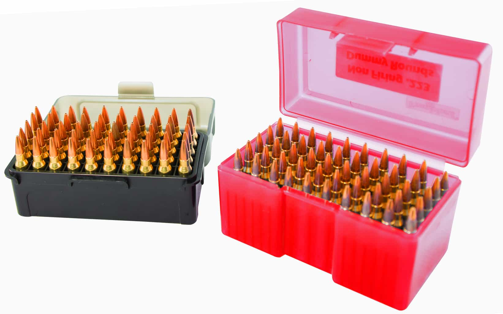 Caldwell® AK Mag Charger™ Ammo Box-7.62x39 (5 Pack) - 397623 Mag Charger Ammo Box 223