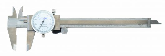 Stainless Steel Dial Caliper - 516503 529x181