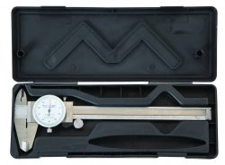 Stainless Steel Dial Caliper - 516503 open box 250x184