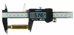 Electronic Caliper - 672060 close measure case 250x118
