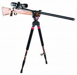 Bog-Pod® SB-2C Camo Bipod - 735563 demo rifle 250x241