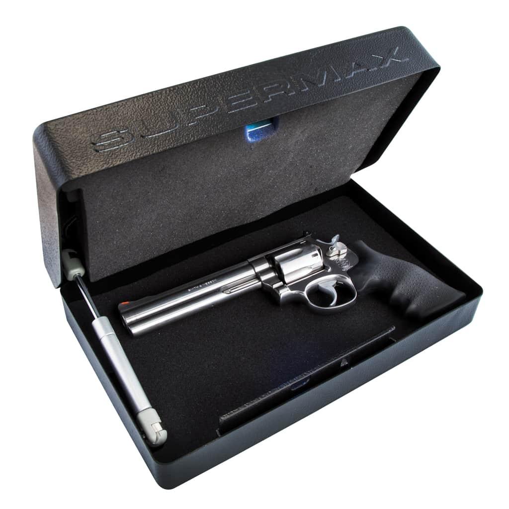 SuperMAX™ Universal Vault - Mechanical - 222905 open gun