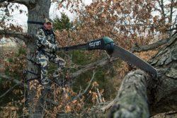 10 Ft Extendable Tree Saw - 655227 Treestand At Camera Matt 250x167