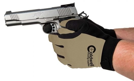 Caldwell® Ultimate Shooting Gloves - 151293 151294 Ultimate Shooters Gloves two hand shooting 529x320