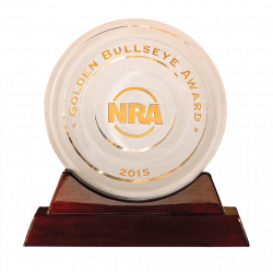 AR-15 Mag Charger™ - GOLDEN BULLSEYE AWARD 2015 PHOTO 250x249