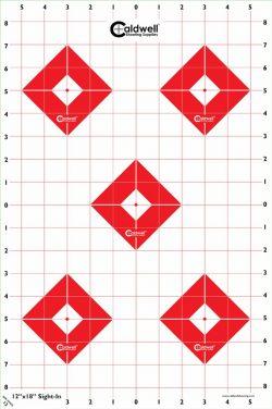 Ultra Portable Target Stand Kit - 110005 UPTSK SIGHTIN TARGET 250x376