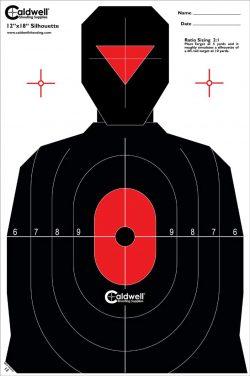 Ultra Portable Target Stand Kit - 110005 UPTSK sil target 250x376