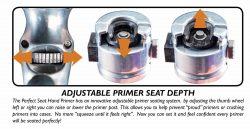 Perfect Seat Hand Primer - 110006 primer seat depth demo 250x129