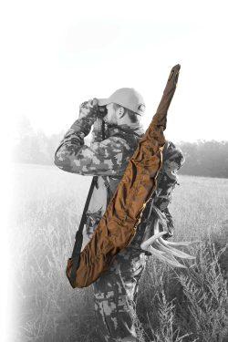 Fast Case Gun Cover - 110039 action field w binos fade ghost 250x375