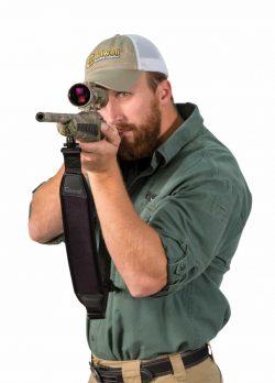 Hp Neo Sling - 156218 action on gun kyle 250x348