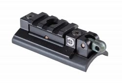 Pic Rail Adapter Plate - 156716 UPSIDE DOWN 250x171