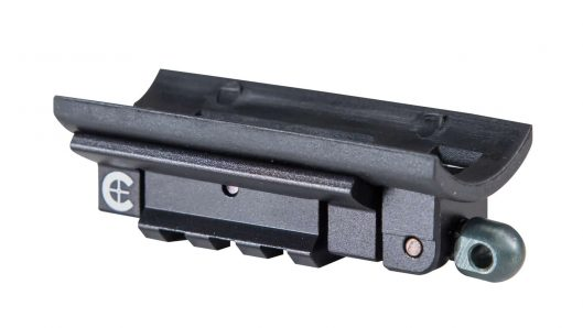 Pic Rail Adapter Plate - 156716 right side up 529x298