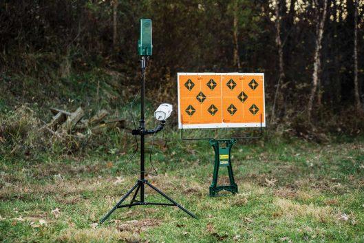 Ballistic Precision LR Target Camera System -220 volt - 156726 down range 529x353