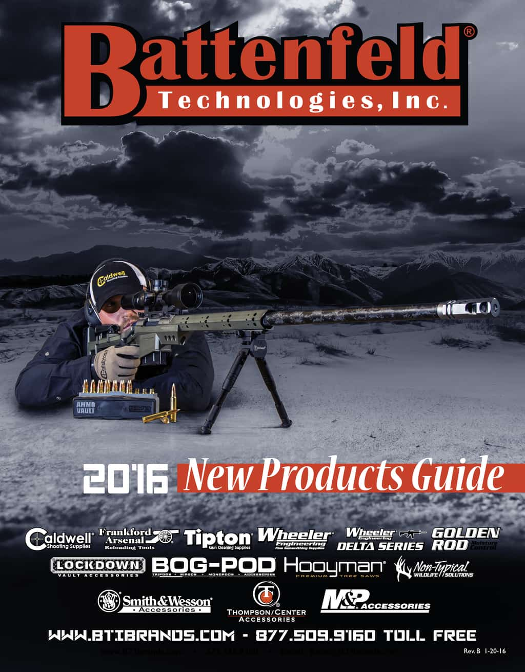 2016 New Products Guide