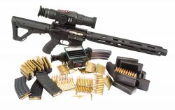 Caldwell® Mag Charger Tac 30 - 397493 Caldwell MagCharger Tac30 Group Shot 250x157