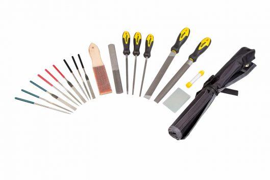 Professional Gunsmithing File Set - 710908 display 529x353