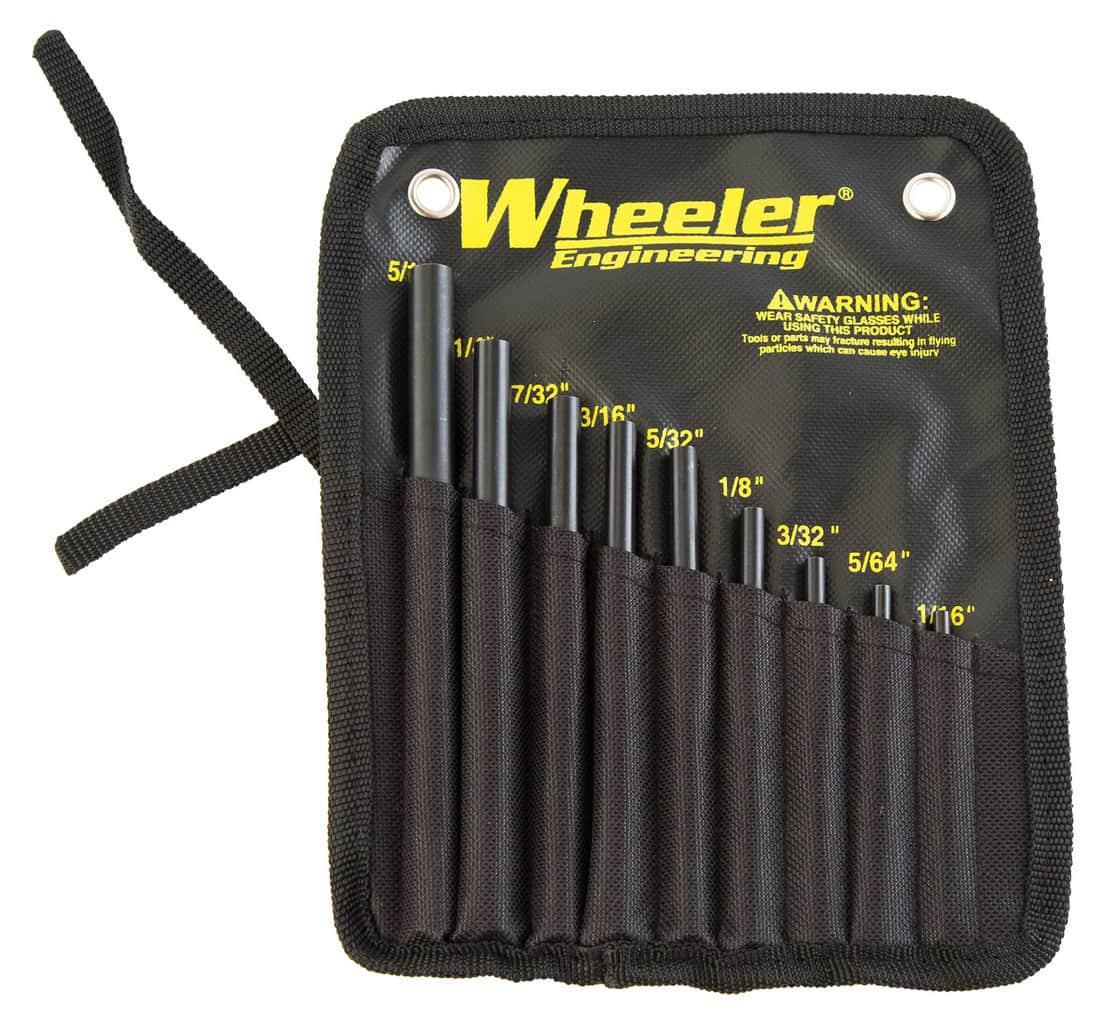 AR Armorer's Ultra Kit - 710910 Wheeler Roll Pin Starter Set