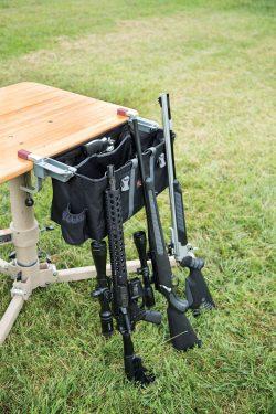 Transporter Range Vise - 782805 3 guns leaning full 250x375