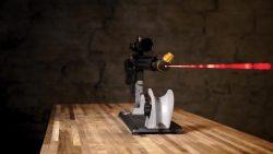Professional Laser Bore Sighter, Red - 580022 moodshot 250x141