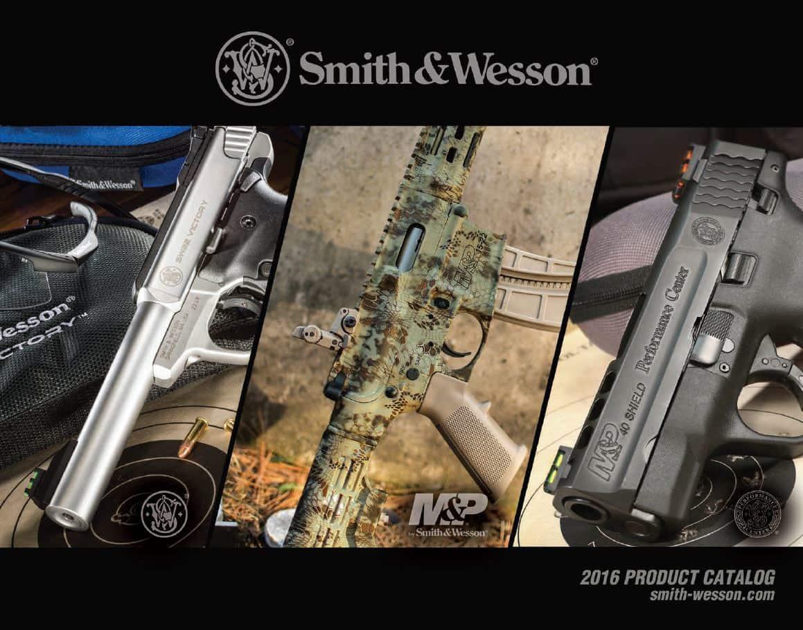 2016 S&W Catalog