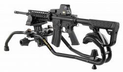 Stinger Shooting Rest - 110033 AR15 back shot 250x148