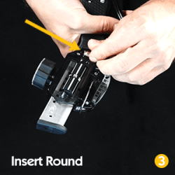 Mag Charger® Universal Pistol Loader - Amazon UPMC Aplus GraphicsInsert Round 250x250