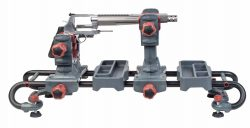 Ultra Gun Vise - 110011 profile SW 460 revolver 250x128
