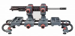 Ultra Gun Vise - 110011 profile upper only 250x120