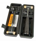 Master Gunsmithing Interchangeable Hammer Set - 110268 case open e1505406747688