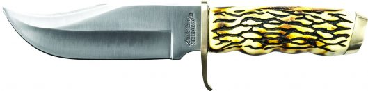 171UH- Uncle Henry® Large Pro Hunter Rat Tail Tang Fixed Blade Knife - 171UH 529x131