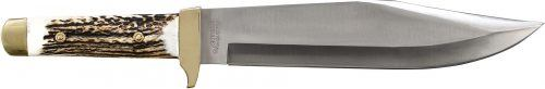 184STUH- Uncle Henry® Full Tang Bowie Fixed Blade Knife - 184STUH e1505504725984