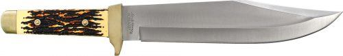 184UH- Uncle Henry® Full Tang Bowie Fixed Blade Knife - 184UH e1505504859754