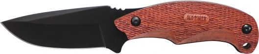 2141OTRWCP- Old Timer® Copperhead Full Tang Drop Point Fixed Blade - 2141OTRW 529x111