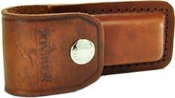 227UH- Uncle Henry® Folding Bowie Folding Pocket Knife - 227UH SHEATH 250x140