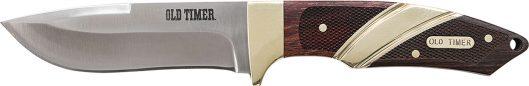 Old Timer Capybara Full Tang Fixed Blade Knife - 30OT 529x86