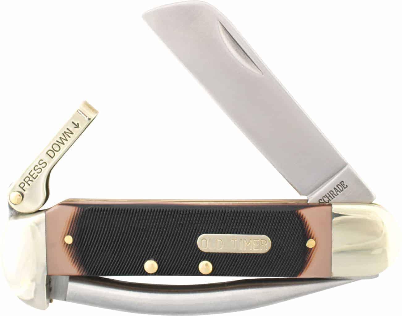 735OT- Old Timer® Mariner Lever Lock Folding Pocket Knife