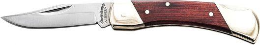 LB3- Uncle Henry® Brown Bear Lockback Folding Pocket Knife - LB3 529x93