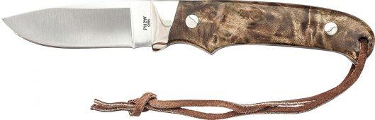 PH2W- Old Timer® Mini Pro Hunter Full Tang Fixed Blade Knife - PH2W 529x170