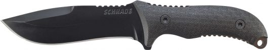 Schrade Extreme Survival Full Tang Drop Point Fixed Blade TPE Handle - SCHF26 529x99