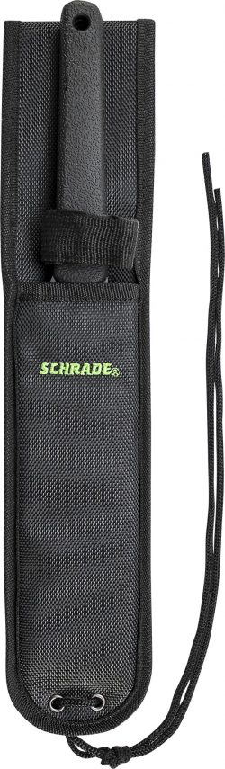 SCHF64CP - Schrade® Froe Full Tang Fixed Blade Knife - SCHF64 SHEATH 250x855