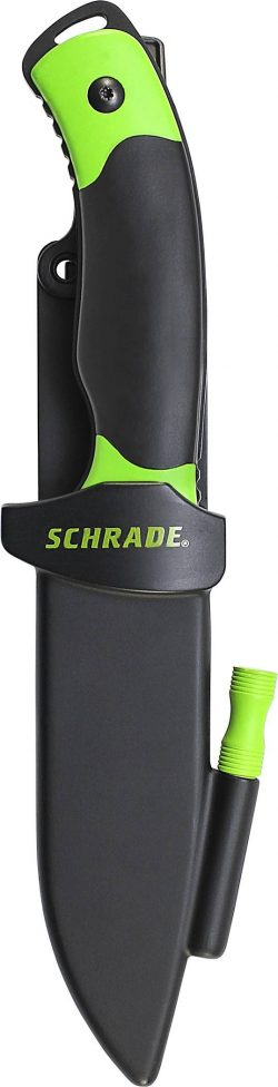 SCHF65 - Schrade® Full Tang Fixed Blade - SCHF65 SHEATH 250x976