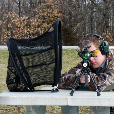 Brass Trap - 122560 action james front AR 10